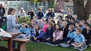 Community Advocacy (Photo: Kea Conservation Trust)