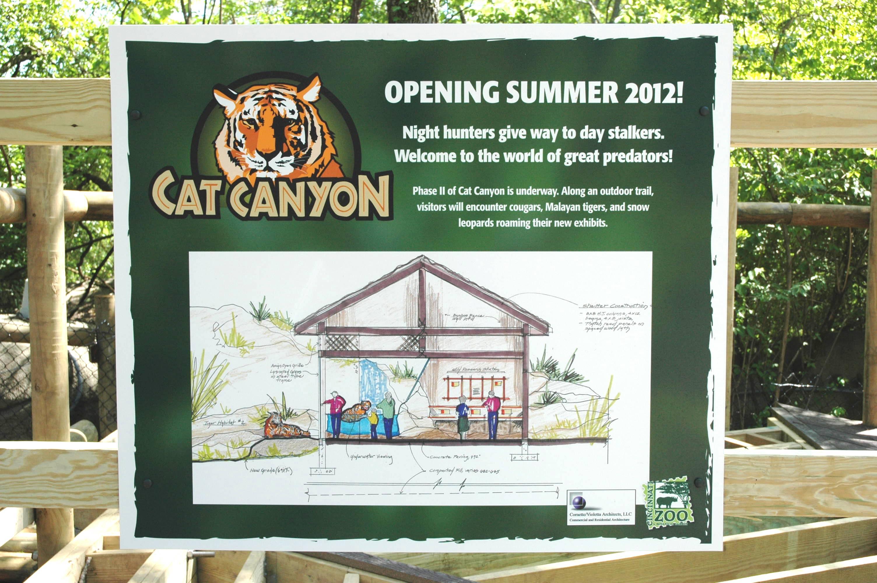 Cat Canyon sign