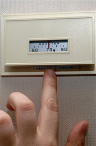 Lower thermostat to 68 degrees (vance.af.mil)