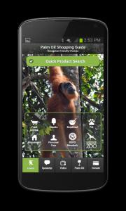 Palm Oil Shopping App