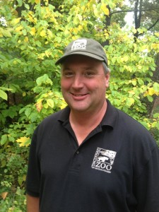 Scott Beueurlein, Zoo Horticulturist and Chair of Taking Root