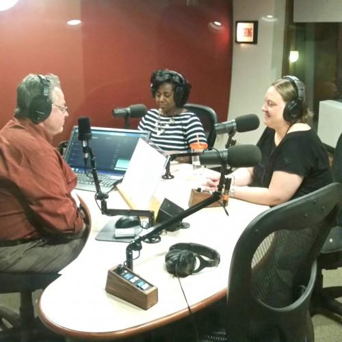 Pre-voyage interview with Mark Heyne on WVXU's Cincinnati E