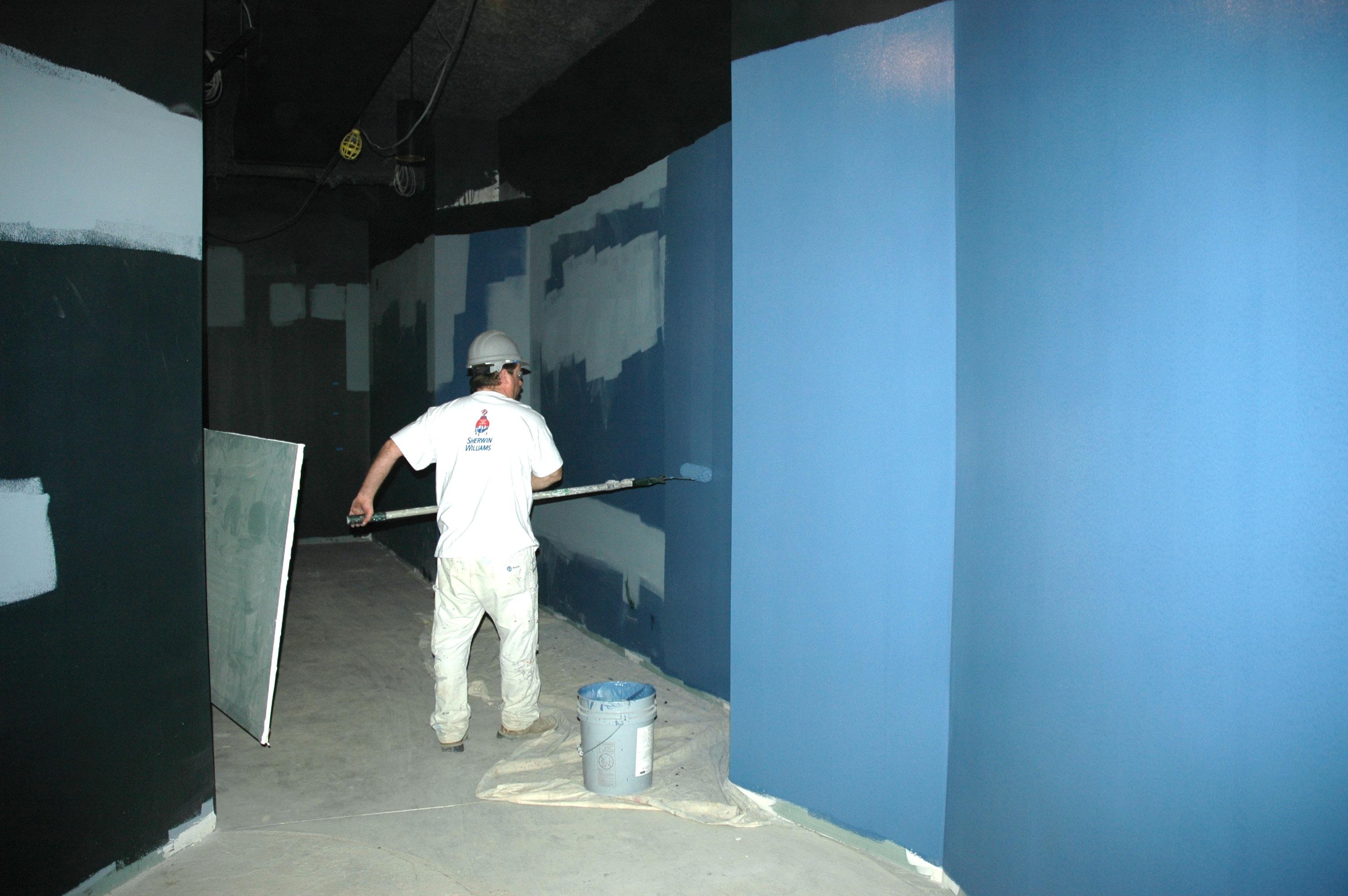 painting the hallway walls cincinnati zoo blog